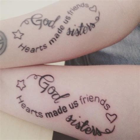 infinity sister tattoos 25 best ideas about infinity tattoos on
