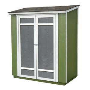 handy home products ocoee 6 ft x 3 ft wood storage shed