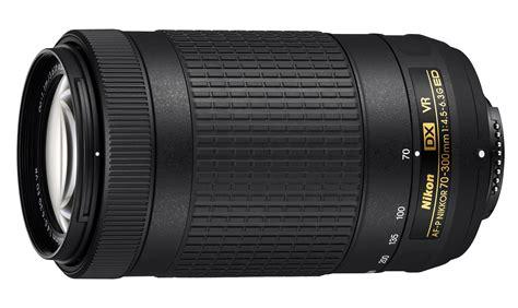 Nikon Af 70 300mm F 4 5 6 G obiettivo nikon nikkor af p dx nikkor 70 300mm f 4 5 6 3g