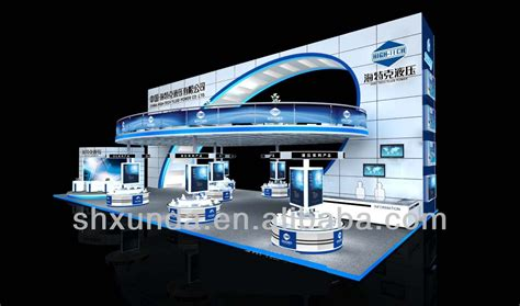 booth design china china double deck exhibition booth design and fabrication