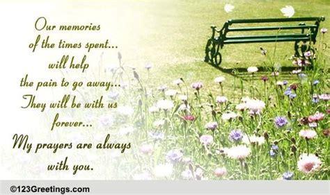 Sympathy Message. Free Sympathy & Condolences eCards