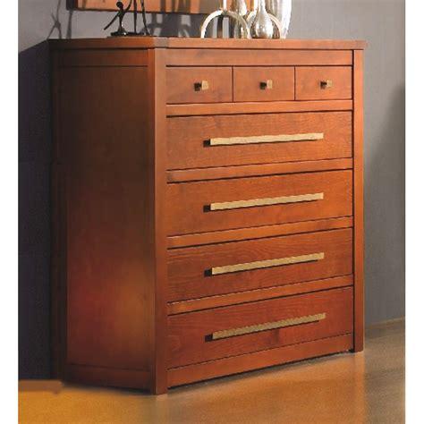 comodas de habitacion comoda para dormitorios modernos en madera de pino