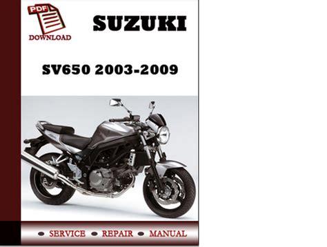 service repair manual free download 2009 suzuki equator auto manual suzuki sv650 2003 2004 2005 2006 2007 2008 2009 workshop service re