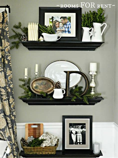 rooms for rent dining room christmas vignettes