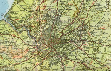 map uk bristol bristol map