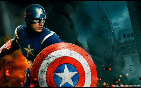 ultimate captain america wallpaper avengers 171 awesome wallpapers