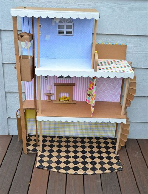doll house for boys 25 b 228 sta diy doll elevator id 233 erna p 229 pinterest