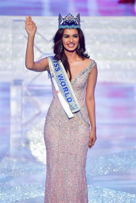 Miss India World Dias Unleashed Newsvine Fashion 4 by Una Estudiante De Medicina India Se Corona Como La Nueva