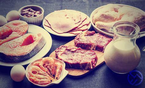 alimentos  glutamina la fuente natural en tu dieta