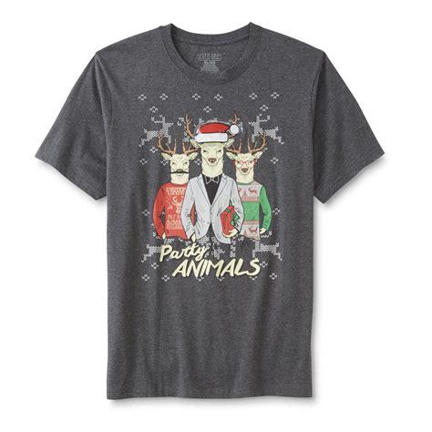 light up t shirt seven oaks men s christmas light up graphic t shirt