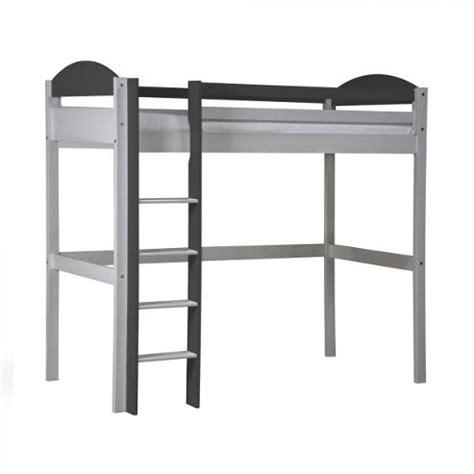 Tesco High Sleeper by Buy Max High Sleeper Bed Graphite Grey From Our Mid High Sleepers Range Tesco