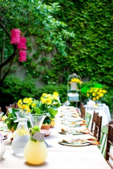 top 10 and easy bridal shower themes for summer