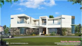 House Design For 400 Square by Luxury House Exterior In 334 Square Meter Home Kerala Plans