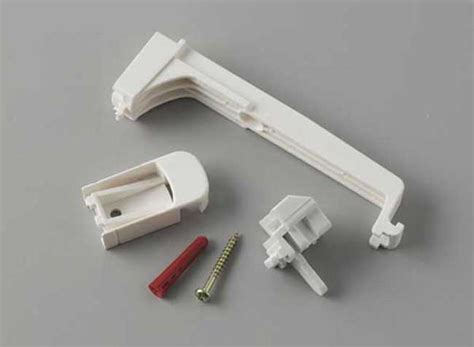 swish curtain brackets swish valance extension brackets and connectors pack of 2
