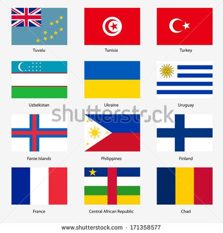 flags of the world to draw faroe islands flag stock photos images pictures