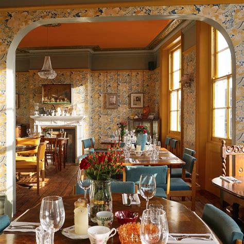 The Dining Room Bethnal Green The George Restaurant We The Food Snobs