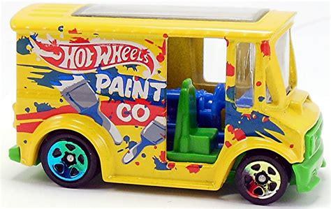 Hw 2014 007 Yellow Bread Box bread box 54mm 2010 wheels newsletter