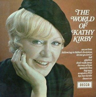 kathy kirby   happy  wax factor
