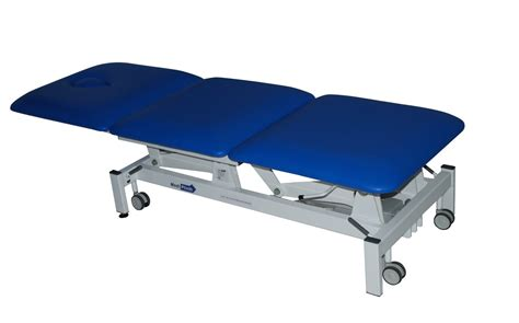 physiotherapy couch physio 3 section plinth hydraulic physiotherapy couch