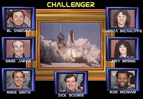 challenger astronauts names space shuttle challenger crew remains page 4 pics