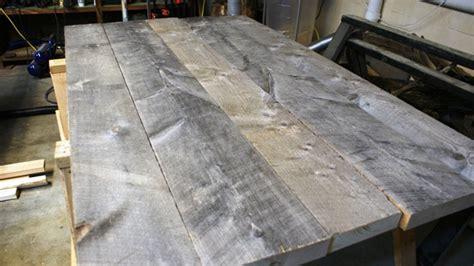 building a reclaimed barn wood building a reclaimed wood table centsational