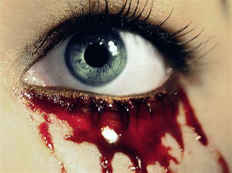 imagenes de ojos que lloran sangre el efecto de ojos rojos en las fotograf 237 as es causado por
