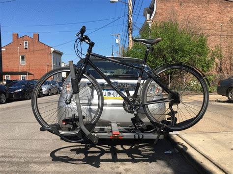 Bike Rack On Front Of Vehicle by Bike Racks For Your Vehicle How To Choose Bikepgh Bikepgh