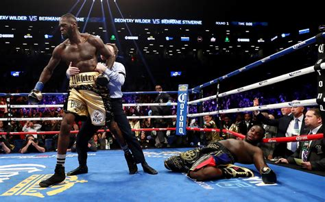 Search For The Wilder Wilder Knocks Out Stiverne In To Defend Wbc Heavyweight Belt Toronto