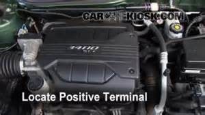 how to clean battery corrosion 2005 2009 chevrolet