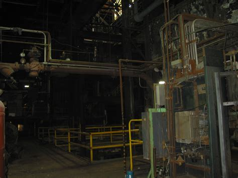 Boiler Room by Crown Vantage Powerhouse Boiler Room