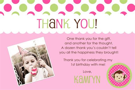 Thank You Card For Birthday Wishes Oopsiedaisy Greetings Birthday Thank You Cards