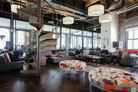 Google Tel Aviv Office by Coworking Office Space In San Francisco Wework Golden Gate