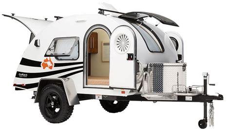 Teardrop Camper Floor Plans by T G Outback Package Nucamp Rv T G Teardrop Trailer