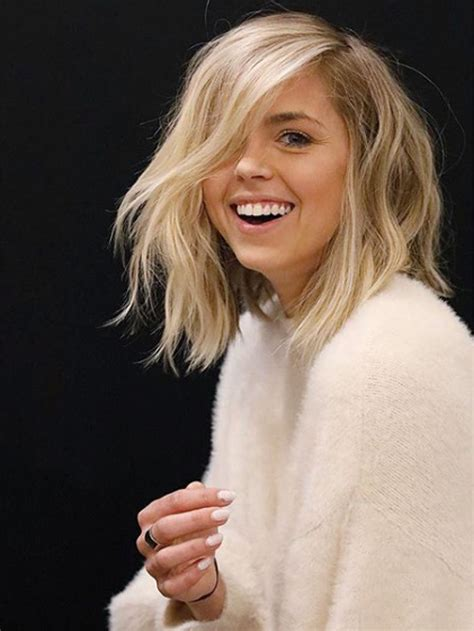 low maintenance hairstyles on pinterest messy lob 50 pretty low maintenance lob haircuts for 2018 style