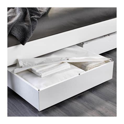ikea bed storage vard 214 bed storage box white 65x70 cm ikea