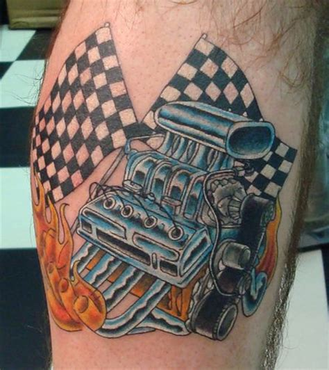 engine tattoo best 25 chevy ideas on country