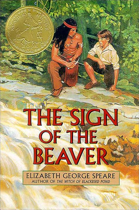 recommended reading for the sign of the beaver