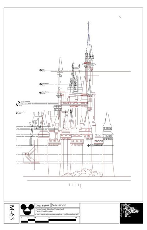 disney imagineering blueprints for cinderella disney imagineering blueprints penelope