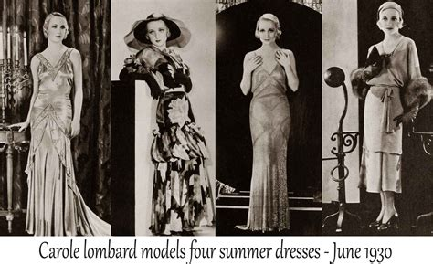 Cape Style House by 1930 Hollywood Summer Fashion June 1930 Glamourdaze