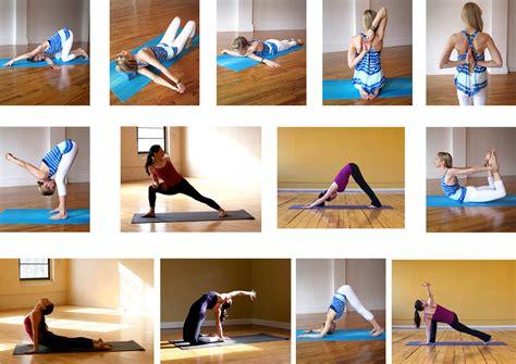 imagenes yoga para principiantes secuencia de yoga para abrir el pecho