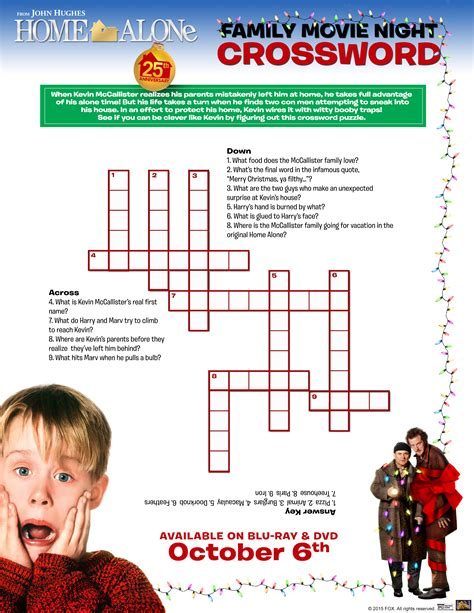 Introducing Your Child to the Home Alone Movies
