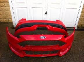 Ford Focus Front Bumper Genuine Ford Focus St Lift New Shape Front Rear