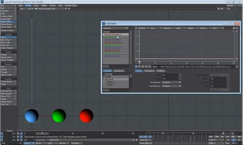 lightwave layout animation new page 2 www learn3dsoftware com