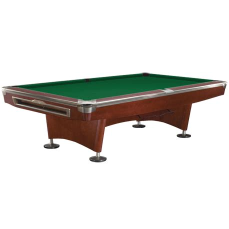 brunswick birmingham 9 ft pool table