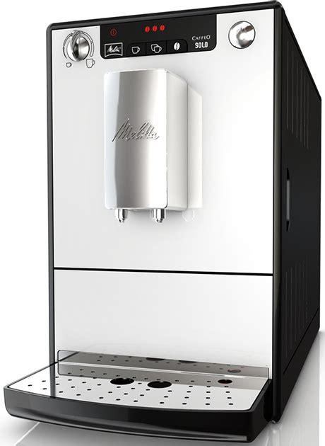 melitta caffeo solo slim espresso machine