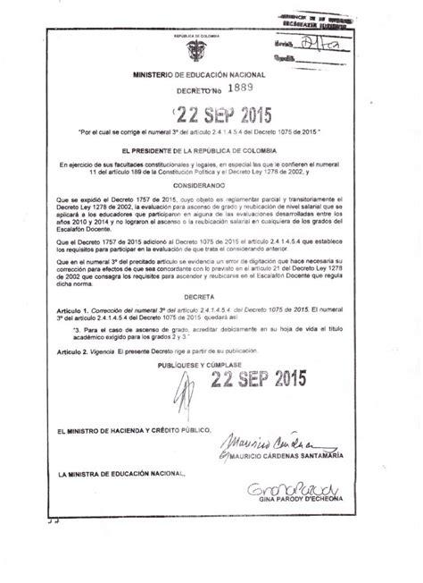 decreto de colegiaturas 2015 normatividad evaluaci 211 n diagnostica formativa ecdf