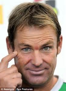 does shane warne wear a hair weave all got hair with the x factor louis daily mail