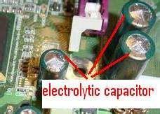 faulty electrolytic capacitor faulty electrolytic capacitor 28 images faulty capacitors 28 images replacing faulty