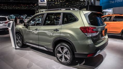 Subaru Forester 2020 by 2020 Subaru Forester Release Date Exterior Price