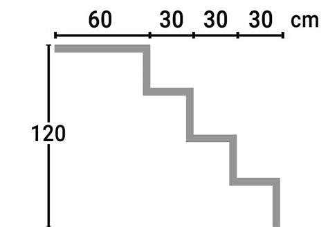 dimensioni scala interna scala interna rettangolare relax per piscina 3 scalini
